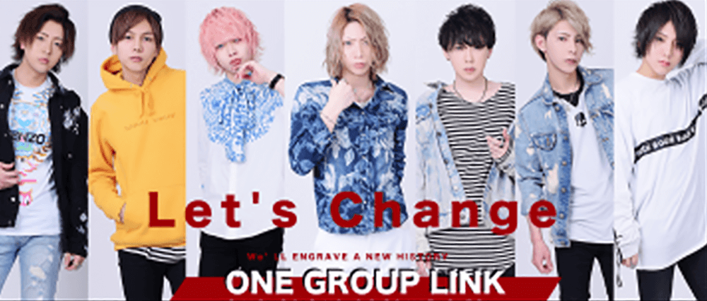 Let's Change ONE GROUP LINK